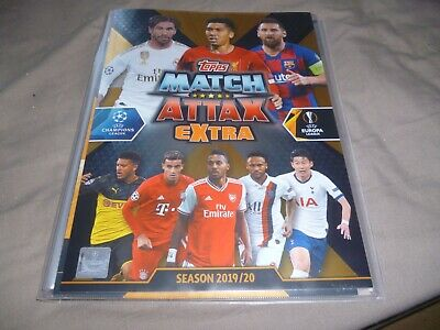 Topps Match Attax Extra Champion League 2019/20 Man Of The Match  Dembele
