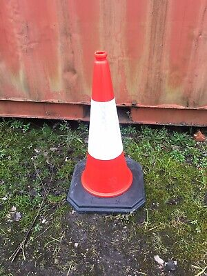 750mm Road Traffic Management star lite 2-Piece Cones - Brand New - 1 Cone