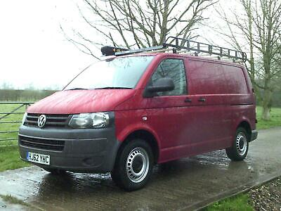 Volkswagen Transporter 2.0 TDi 140PS 6 SPEED SWB 62 REG 134K