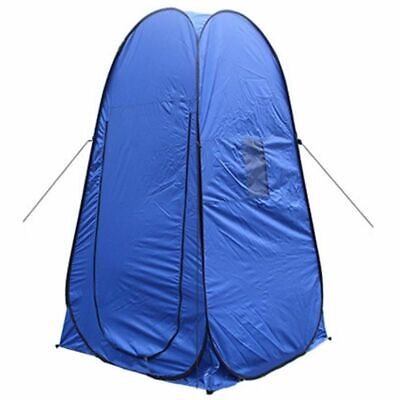 Person Portable Pop Up Toilet Shower Tent Privacy Changing Room Camping Shelter