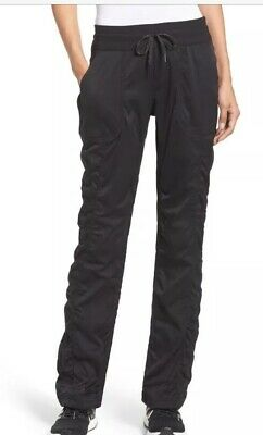 The North Face Womens Aphrodite Hiking Outdoor Active Pants Black Size S