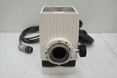 Carl Zeiss 44 80 16 HBO 100 W/2 Mercury Microscope Light Source Lamp Housing