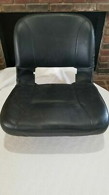 Pride Mobility Scooter Seat Folding With Pocket Storage Black