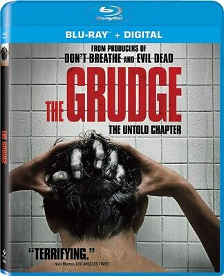 The Grudge Blu-ray + Digital 2020 BRAND NEW FAST SHIPPING