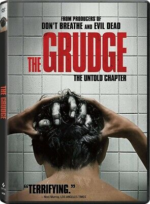 The Grudge DVD 2020 BRAND NEW FAST SHIPPING