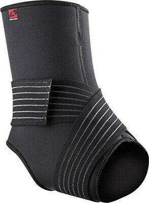 EVS Sports AS14 Ankle Stabilizer ( Size L / Large ) AS14BK-L Large (10-12)