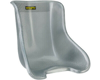 Go Kart Synergy T5 VTI No Cover Seat Silver Cadet Karting Race Racing