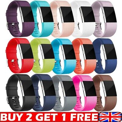 Fitbit Charge 2 Wrist Straps Wristband Best Replacement Accessory Watch Band UK