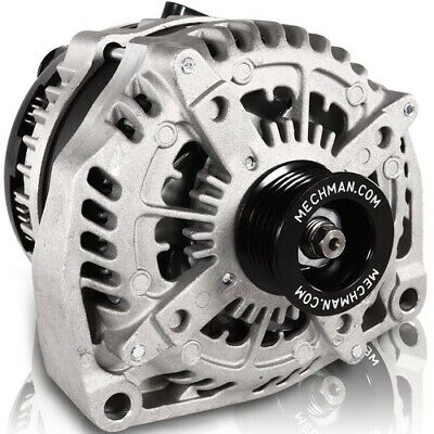400 amp MechMan high output alternator 96-04 GM Truck Suburban Tahoe Escalade LS