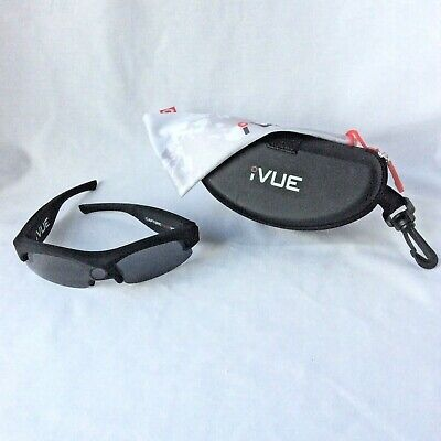 iVUE Horizon 1080P HD Camera Glasses Video Recording Spy with Case Video Record
