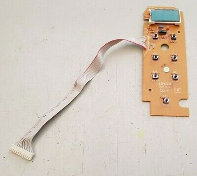 Kenwood BM450 Bread Machine Maker Main Control PCB Boards 104301