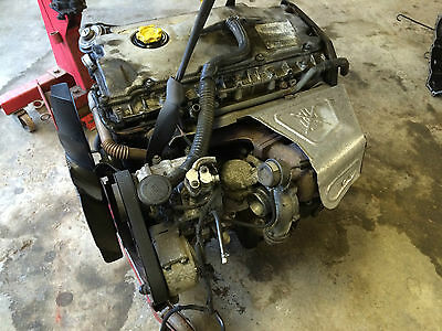 Land Rover Discovery Defender Td5 Engine 10P Bare Engine 1998 - 2004