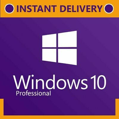 Windows 10 Pro Professional License Key Product Activation Code Original