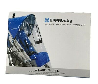 UPPAbaby G Series G Luxe G Lite Plastic Baby Stroller Rain Shield Cover Canopy