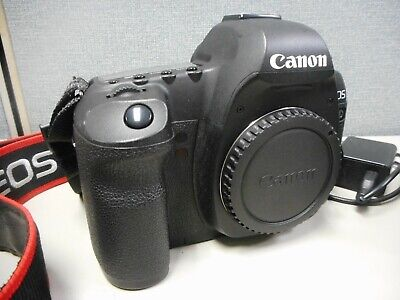 Canon EOS 5D Mark II 21.1MP Digital SLR Camera - Black