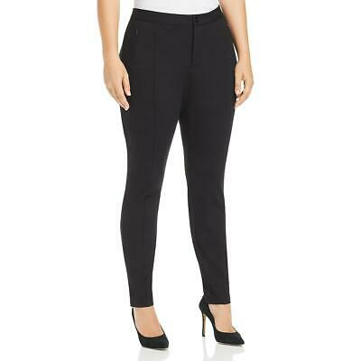 NYDJ Womens Black Ponte Lift x Tuck Technology Leggings Plus 16W BHFO 8382