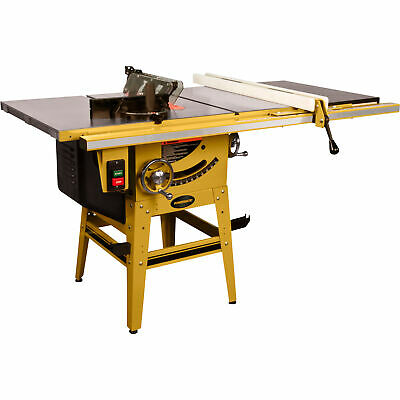Powermatic Table Saw- 1 3/4 HP 1 PH 115/230V 50in Accu-Fence with Riving Knife