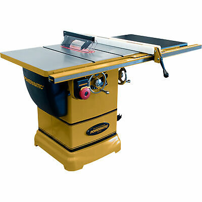 Powermatic 10in Cabinet Saw 1 3/4 HP 1 PH 115/230V 52in Rip w/Accu-Fence System