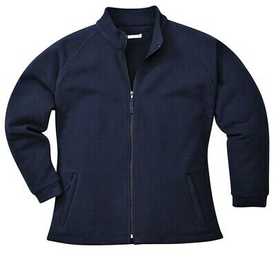 304 Navy Ladies Fleece Small F282NARS Portwest Genuine Top Quality Product New