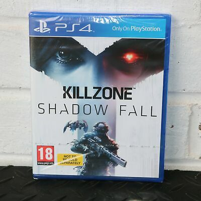Killzone - Shadow Fall - Sony Playstation 4 Ps4 Game - New