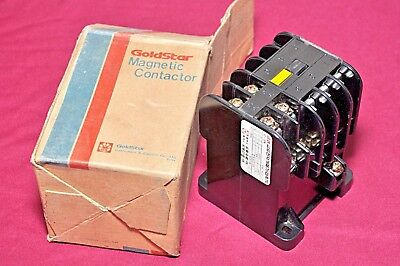 Gold Star c-5n Contactor Ksc ac3.1-0