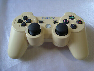Official SONY PlayStation 3 DualShock 3 Ceramic White Controller PS3 Japan