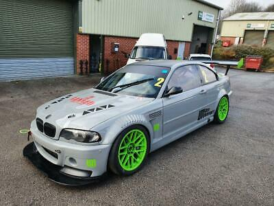 BMW E46 M3 - Manual 5 Speed - Race Car, Track Car, Good Spec....