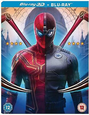 Spider-Man - Far from Home (3D Blu-Ray + 2D Blu-Ray)