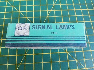 REPLACEMENT BULB FOR LIGHT BULB / LAMP B7311 1.20W 24V x 10