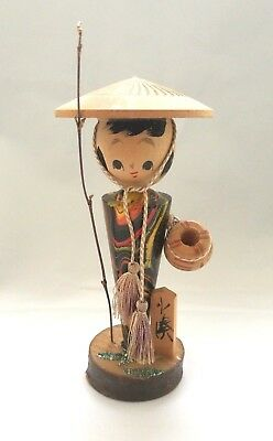 Set of 5 Japanese Hand-made Kasa Multi-Color Mini Umbrella Paper Parasol//K002