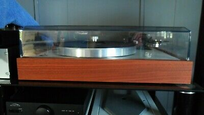 Pro-ject Classic turntable with Garrott Bros K2 Moving magnet