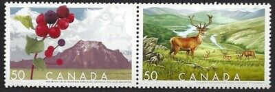 Canada   # 2106 - 2105    BIOSPHERE  RESERVES    New  2005 Pristine Issue