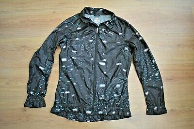 Girls Womens Puma Size 8 Age 12-13 Jacket Coat Shower Jacket Top