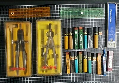 Drafting Drawing Supplies - BULK LOT