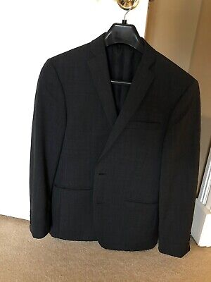 Bar III Mens Suit 42R Slim Fit With Matching Pants