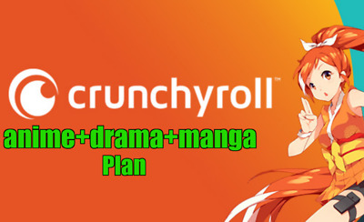 Crunchyroll Premium✅ anime+drama+manga Subscription 2 Year 🔥 Fast Delivery💌