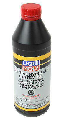 1 Liter Power Steering Hydraulic System Fluid LIQUI MOLY Made in Germany