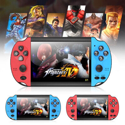 8GB Handheld PSP Game Console Player Built-in 10000Games 4.3'' Consoles On Sale!