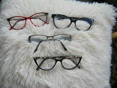 William Morris  Spectacles Selection Of Four Pairs Of Frames Only