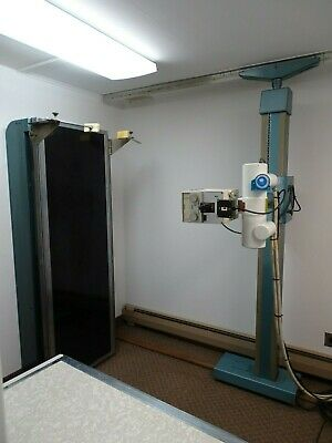 Used Chiropractic X-Ray System - Includes Processor and Cassettes