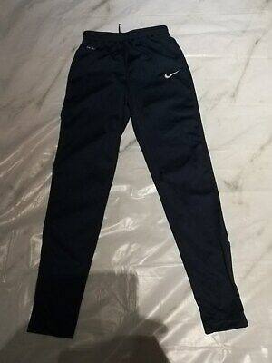 Boys/Girls Nike Dri-Fit Age 12-13 Tracksuit Bottoms/Joggers/Sports 99P Bargain