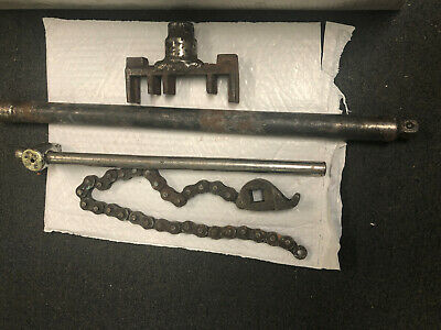 Tight fill adapter removal kit (USED)