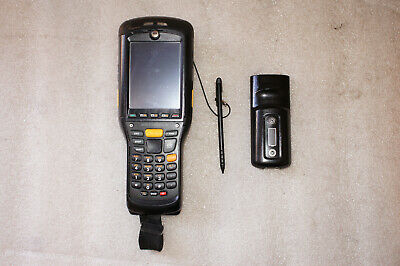Motorola Zebra Symbol MC9590 Wireless Barcode Scanner P/N: MC9590-KA0DAE00100
