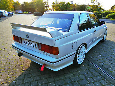 BMW e30 m3 track racing road legal car s54b32 top quality project car