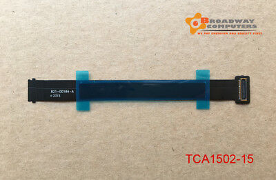 """Trackpad Touchpad Cable Apple Macbook Pro 13"""" A1502 Retina 2015 Only 821-00184-A"""