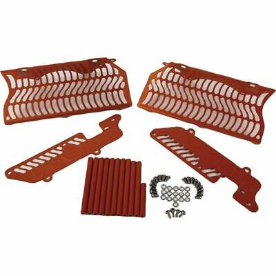 Unabiker Radiator Guards - 14KTMXCW-