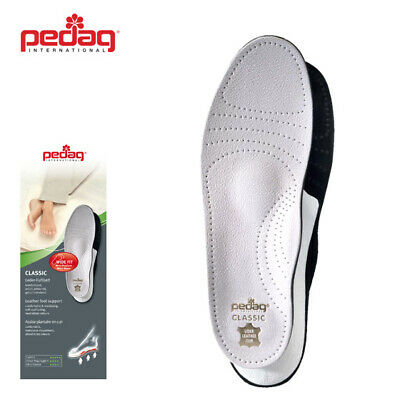 Pedag Classic Leather Foot Support relaxes arch, metatarsal and heel