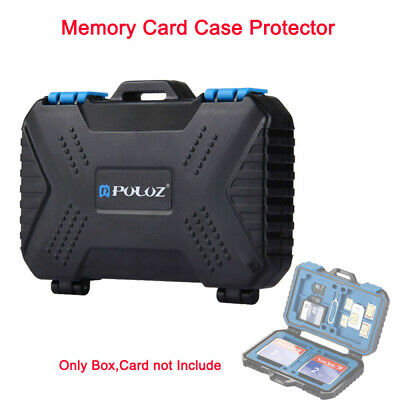 1 Unit High Quality Memory Card Organizer Storage Holder (Card not Include)