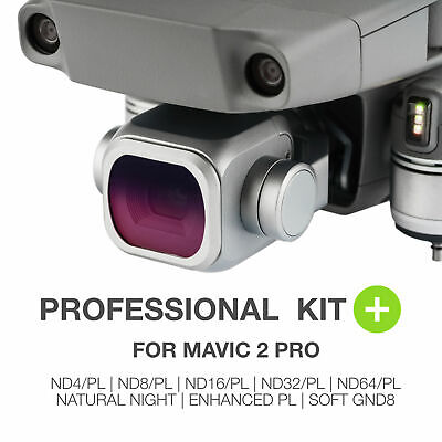 NiSi Professional Kit+ for Mavic 2 Pro - NiSi Filters Australia