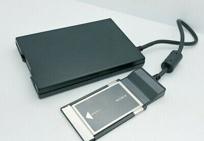 Sony FA-P1 External Computer PC Floppy Disk Drive Adapter
